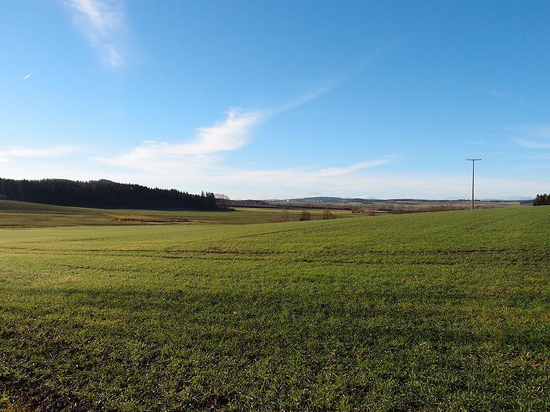 Blauer Himmel und Sonnenschein in Bad Dürrheim