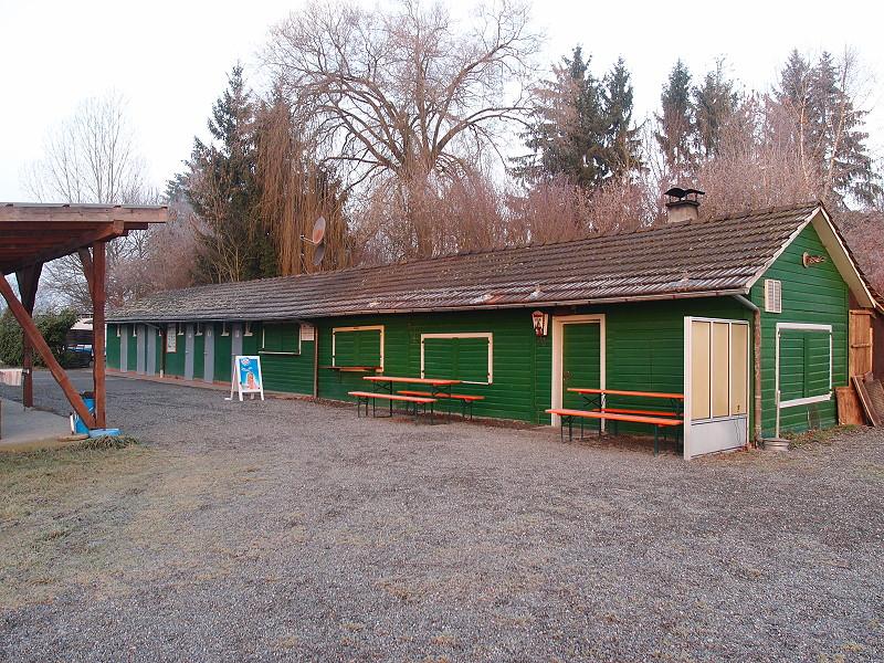 Kiosk am Böhringer See