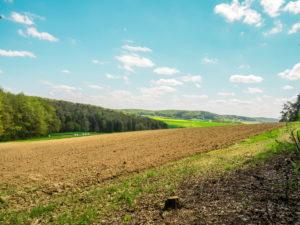 herrliche Landschaft