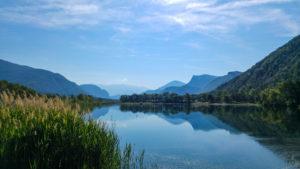Schönes Panorama bei den drei Seen