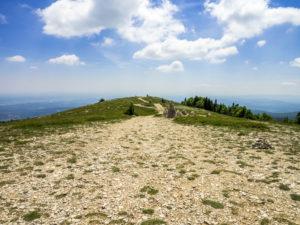 Montagne de Lure - Aussicht