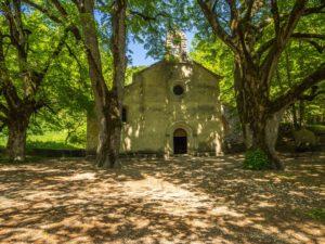 Kloster Notre-Dame De Lure
