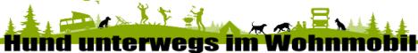 Hund unterwegs im Wohnmobil - Das Portal rund ums Camping mit Hund. Auf unserer Seite berichten wir immer wieder von unseren Reisen mit drei Hunden im Wohnmobil. Vorstellung von Wohnmobilstellplätzen und Campingplätzen, Wanderungen und Freizeitaktivitäten sowie Sehenswürdigkeiten in ganz Europa.