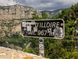 Pass Col d'illoire