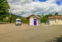 kostenlose Wohnmobilstellplätze - Stellplatz in Chanay