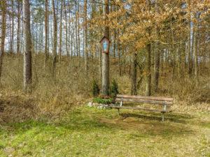Station auf dem Jakobswegle