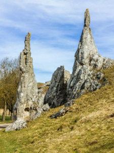 Naturdenkmal Steinerne Jungfrauen