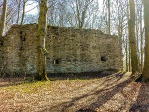 Burgruine Landeck Rhön