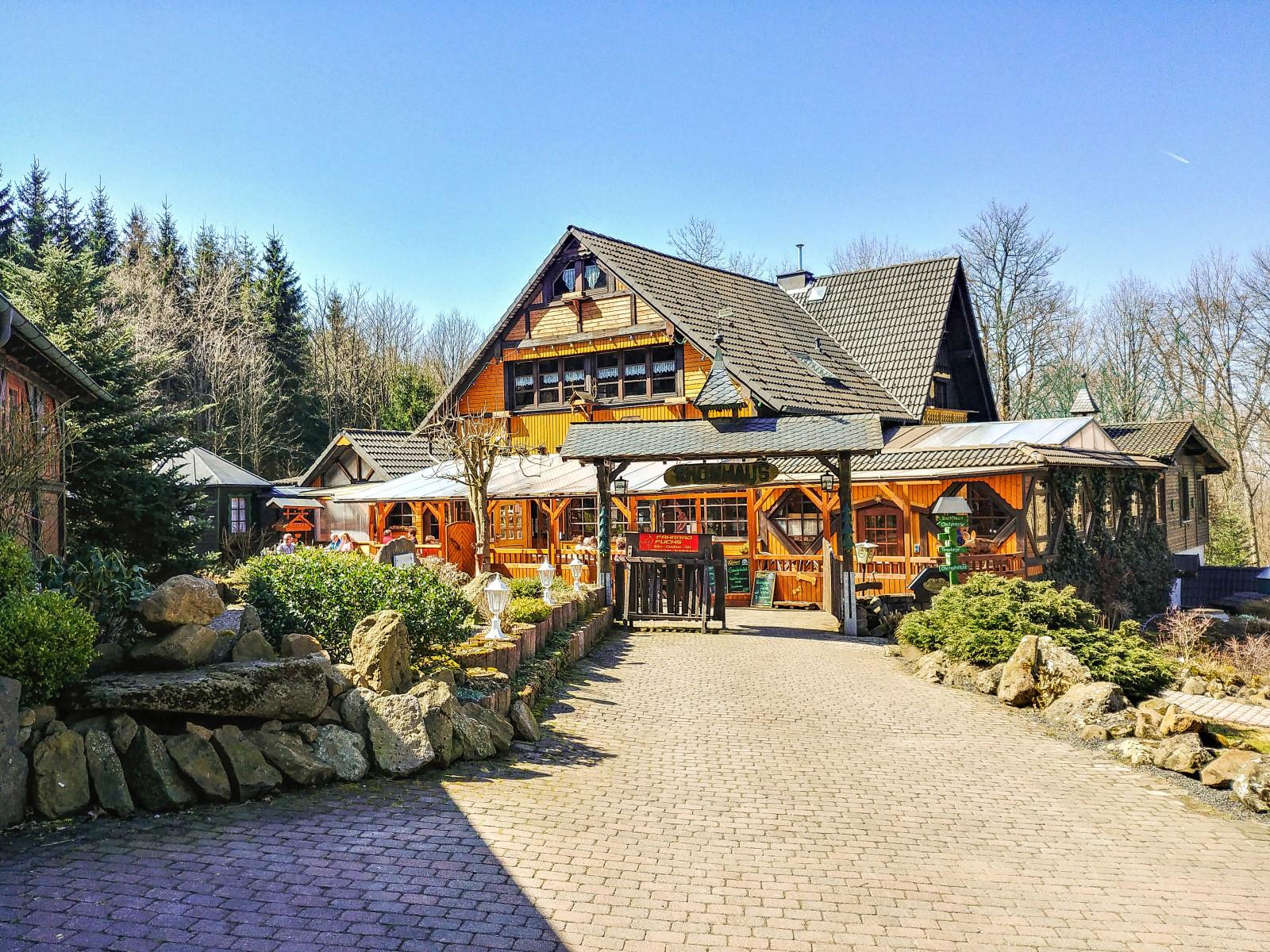 Thüringer Rhönhaus