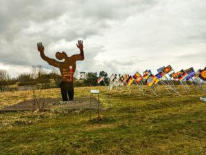 Skulpturenpark Eußenhausen - Henneberg
