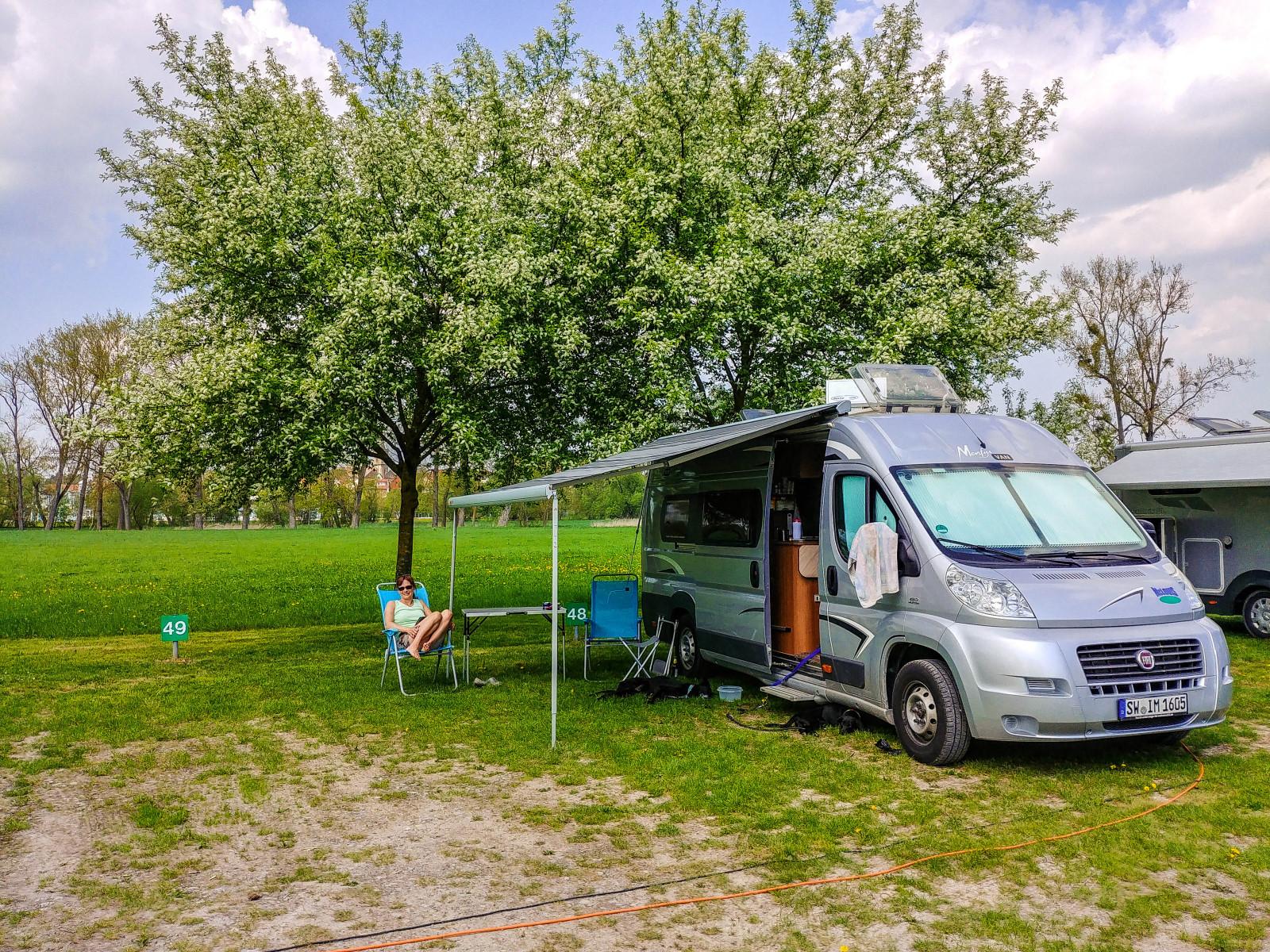 Wohnmobilstellplatz Bad Neustadt a. d. Saale