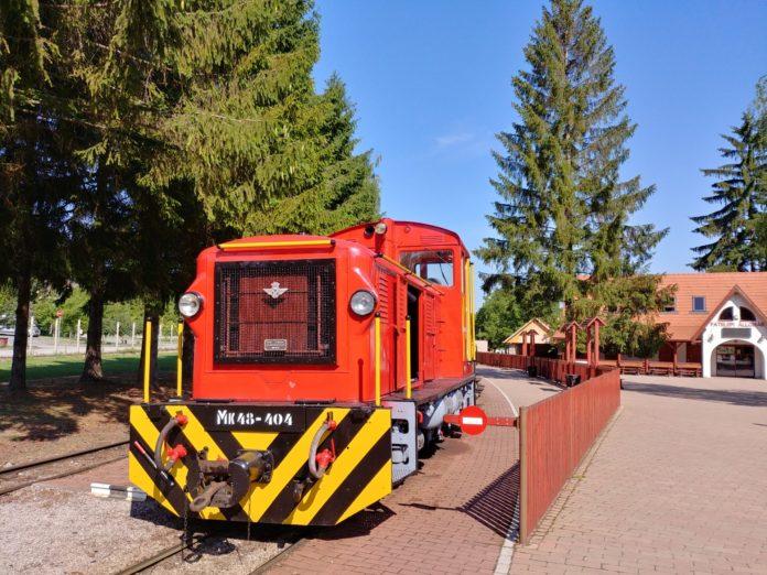 Waldeisenbahn in Szilvasvarad