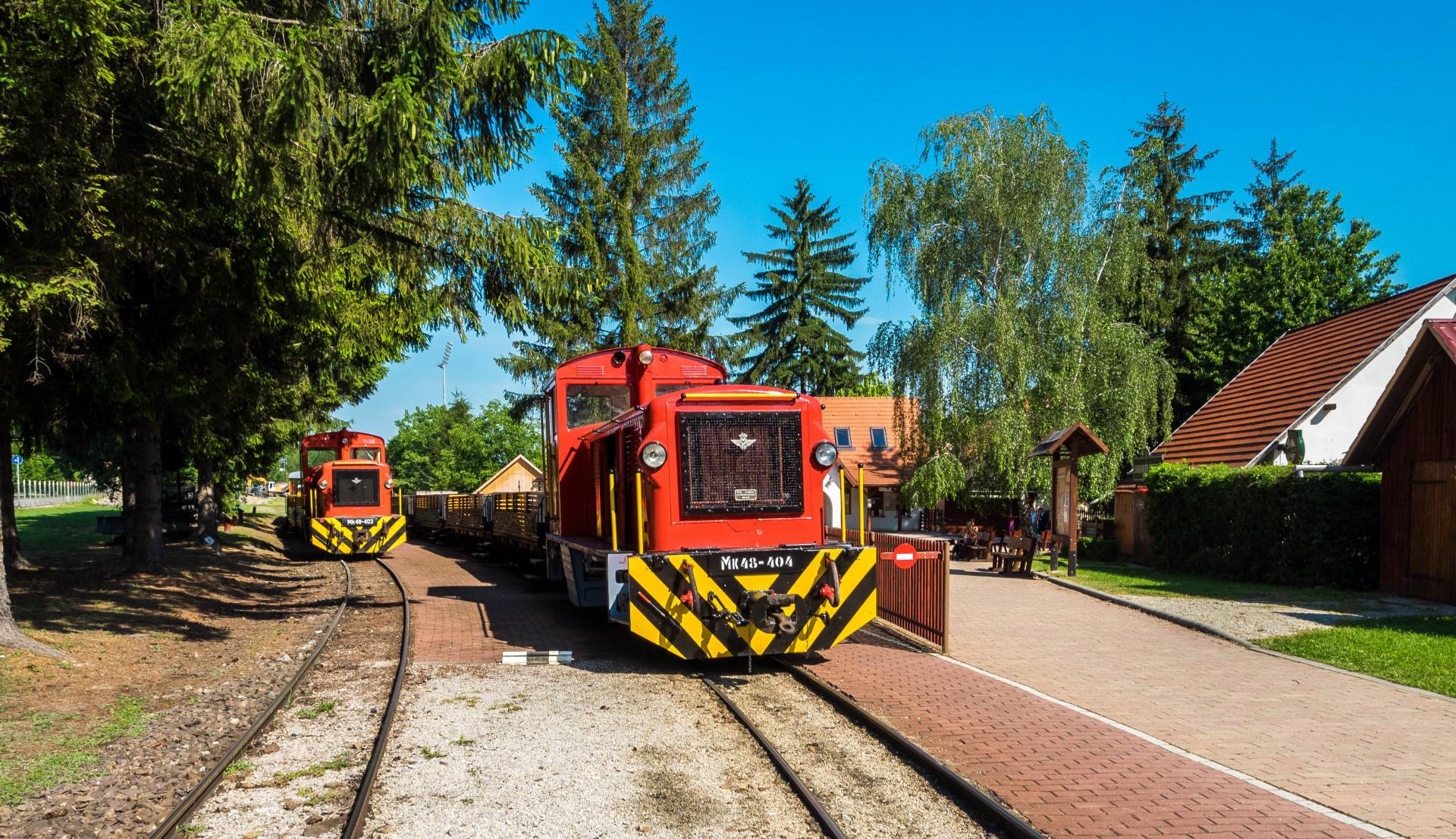 Waldeisenbahn Szilvásvárad