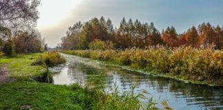 Wohnmobil-Tour Ungarn - Der Kanal von Heviz