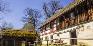 Dietel-Hof im oberfränkischen Bauernhofmuseum