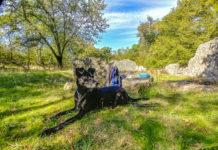 Wanderung zur Ausgrabungsstätte Mohorov
