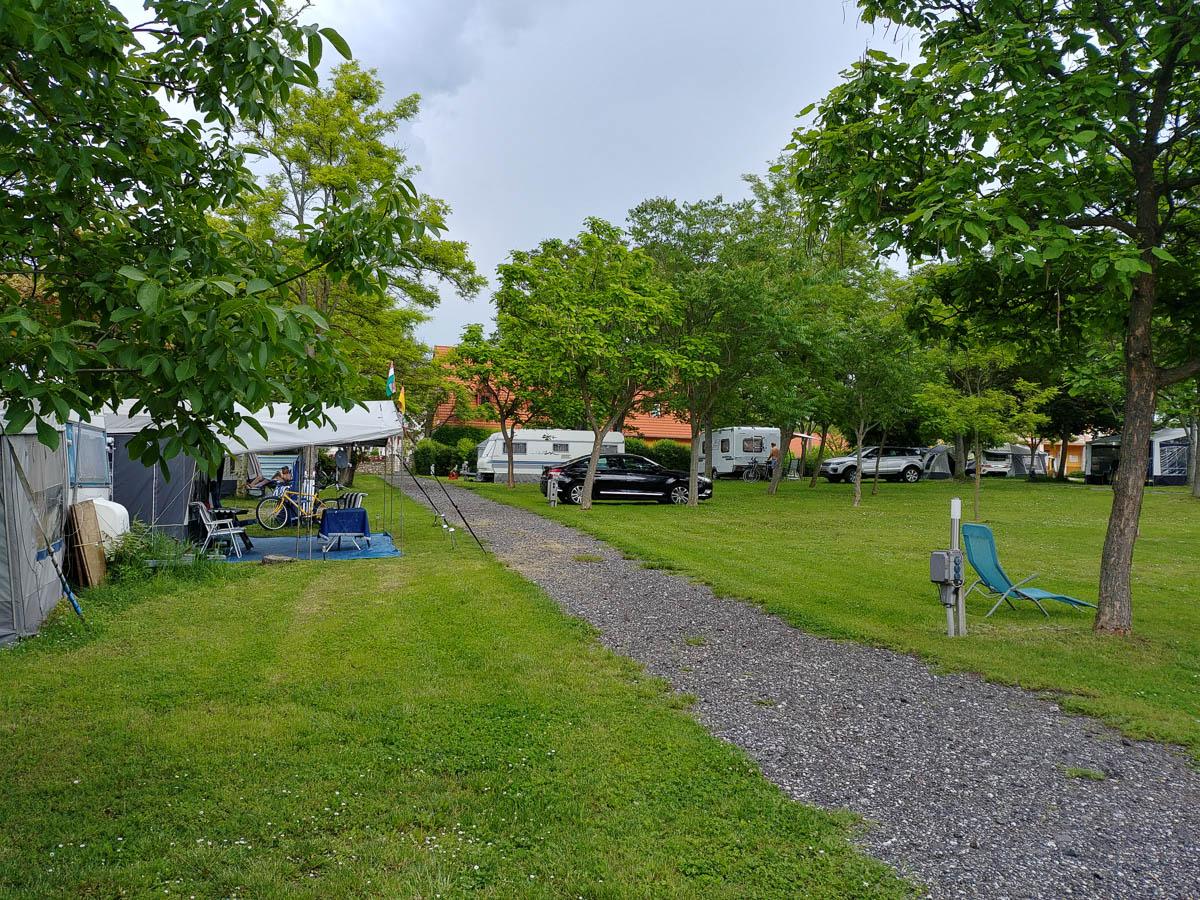 Wellness Park Camping Gyenesdiás
