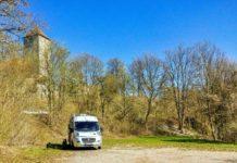 Wohnmobil Touren Franken
